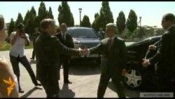 Սերժ Սարգսյանը ԱՄՆ Անկախության օրվա առթիվ այցելել է ԱՄՆ դեսպանատուն