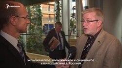Мы должны сохранить «крымские санкции» – евродепутат Галер (видео)