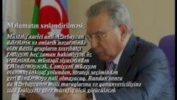 Ramiz Mehdiyevin «media müşavirəsi»ndən kim hansı nəticəni çıxardı