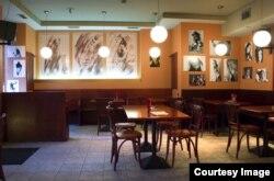 Кафе Paparazzi. Фотография предоставлена А. Коломойским