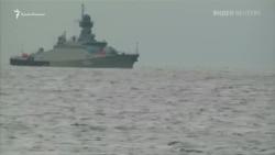Россия перебросила в Севастополь новый боевой корабль (видео)