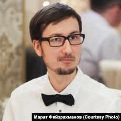 Марат Фәйзрахманов