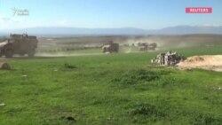 Türkiyə Suriyanın İdib əyalətinə ordu yeridir