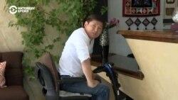 Как работает единственный в Кыргызстане отель для людей с инвалидностью