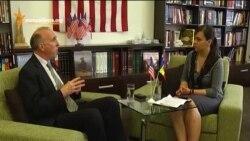 """Посол США: """"Необходимо ускорить реформы"""""""