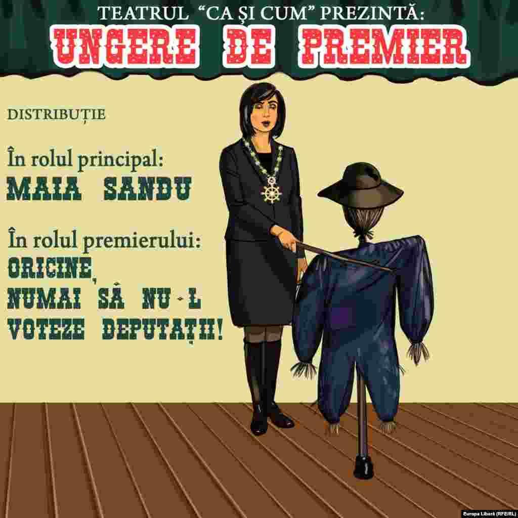 Fiți buni și nu mă ajutați! Încercând s-o ajute pe Maia Sandu să declanșeze anticipatele, fostul său partid, PAS, cere deputaților din actualul parlament să promită: a) că nu vor sprijini niciun prim-ministru desemnat de ea; b) că nu vor veni la ședințele de instalare a vreunui guvern inspirat de ea.