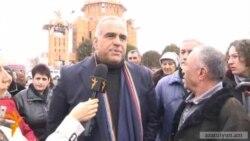 Րաֆֆի Հովհաննիսյան. Ես երկու խոսք կասեմ Օբամային