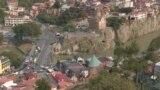 Общественный транспорт Тбилиси: не касаясь земли