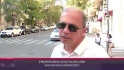 Sizcə, Ermənistandakı siyasi durumların sonu necə görünür?