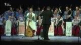 Уперше за 80 років: у Києві разом виступили українські бандуристи з України та США - відео