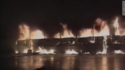 1991. Гибель на баррикадах