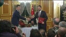 Росія і Туреччина підписали угоду про реалізацію «Турецького потоку»
