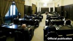 Заседание правительства Армении, 26 ноября 2020 г.
