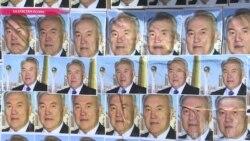 Спасти дом от сноса стеной из портретов президента