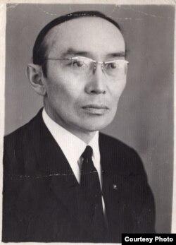 Капар Алиев (1925–1970), Абдырахмандын иниси. 1960-жылдар.