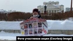 Марат Аблатипов, Нижнекамск. Сын Амин, два года. 17 марта