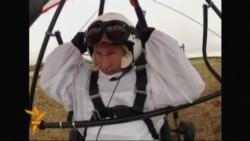Путин юл күрсәткән торналар көньякка барып җитә алмаган
