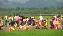 Стотици илјади бегалци од Мјанмар во Бангладеш
