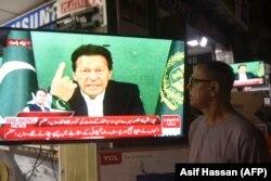 عمران خان نخستوزیر پاکستان