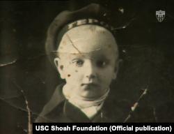 Мирон Демб, фото 1933 року. Фото USC Shoah Foundation