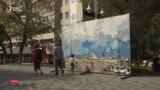 «Мусорная» картина и призыв ее автора