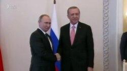 Putin Türkiyəyə qarşı sanksiyaların qaldırılacağını deyib