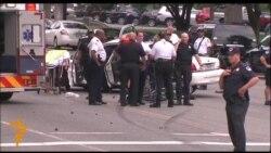 У Вашингтоні застрелили жінку, яка неадекватно діяла біля Капітолію