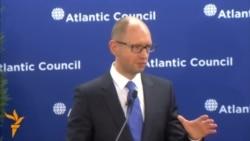 Арсений Яценюк: Украина эч качан Кремлге багынып бербейт