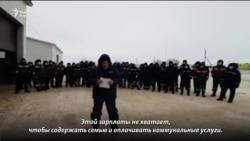 Нефтяники еще одной компании в Актюбинской области объявили забастовку