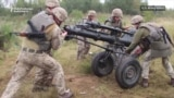Rapid Trident Military Exercises Under Way In Ukraine
