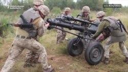 Rapid Trident Military Exercises Under Way In Ukraine