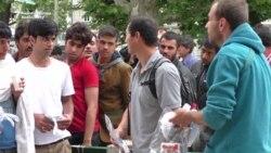 Refugee Uptick In Belgrade