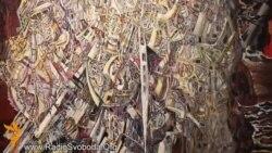 Абстракції одного з геніїв сучасності – художника Івана Марчука