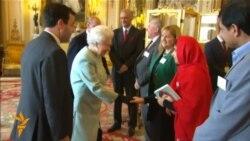 Pakistani Activist Malala Meets Queen Elizabeth