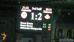 Հայաստան-Բելառուս ընկերական հանդիպում 1-2