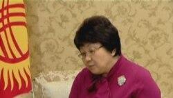Roza Otunbaeva On Kyrgyz-U.S. Relations