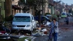 Tornado u srcu Evrope