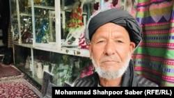 غلام محمد بافندههای ابریشم در ولایت هرات