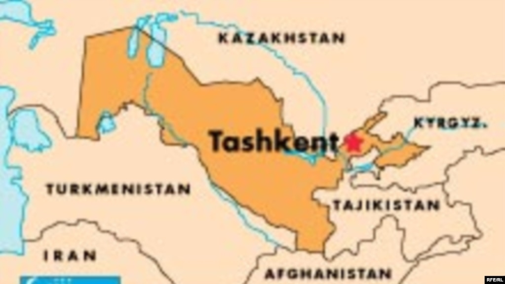 Uzbekistan Government Takes On US Gold Mining Company - Us gold map