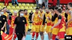 Македонската одбојкарска репрезентација