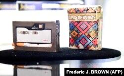 Rejtett KGB-és kamera cigarettás dobozban