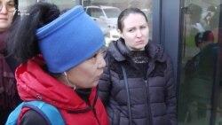 Поход в полицию активистов, которым заблокировали счета