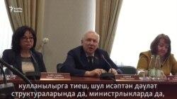 Татар конгрессы телләр кулланылышы турында милли платформа әзерләмәкче
