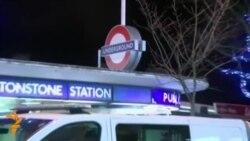 """Қўлида пичоғи бор шахс """"Бу Сурия учун"""" дея қичқириб Лондон метроси йўловчиларига ташланди"""