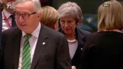 ЕУ лидерите отфрлија нови преговори за Брегзитот