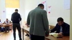 Qytetarët votojnë për kryetarët e komunave veriore