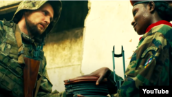 The Tourist is a new action flick about a group of heroic Russian mercenaries in Africa. It also appears to be an effort to whitewash a real-life group's notorious reputation.