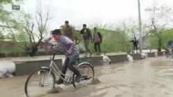 افغانستان کې د بارانونو او سېلاوونو تازه لړۍ تاوانونه رسولي