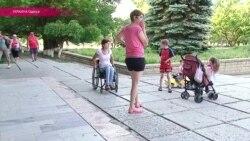Украинские переселенцы-инвалиды: особые проблемы