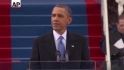 اوباما: برای برقراری صلح و امنیت بادوام نیاز به جنگ دایمی نیست